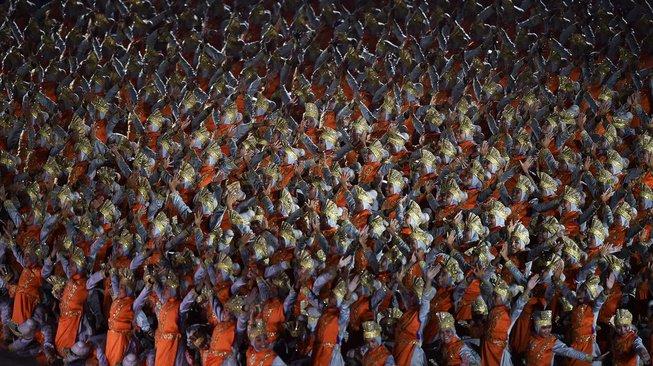 Berapa Honor Para Penari di Pembukaan Asian Games 2018?