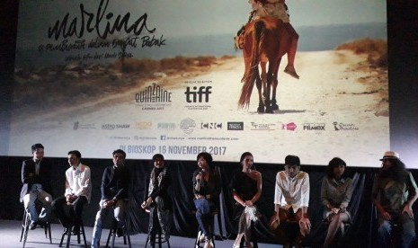 Film 'Marlina' akan Tayang di Bioskop Indonesia