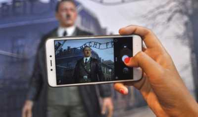 Kemarahan Internasional Buat Patung Hitler di Yogya Dicopot