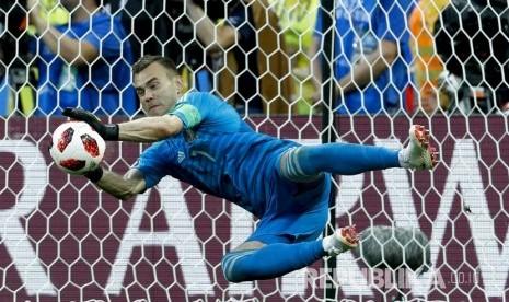 Rusia Kalahkan Spanyol Lewat Drama Adu Penalti