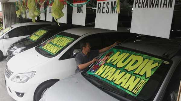 Mobil Bekas: Penjualan Naik Jelang Lebaran, Lesu Karena Politik