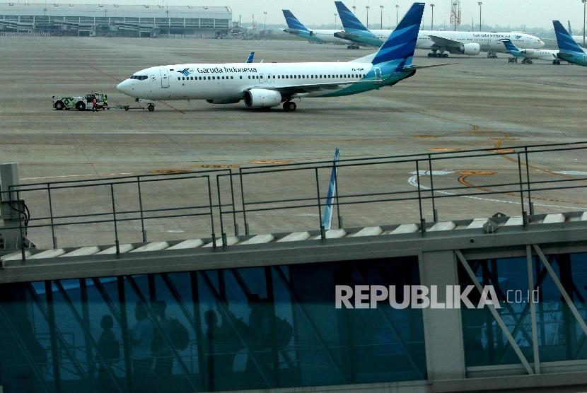 Porter di Bandara Soekarno Hatta Gratis, Dilarang Beri Tip