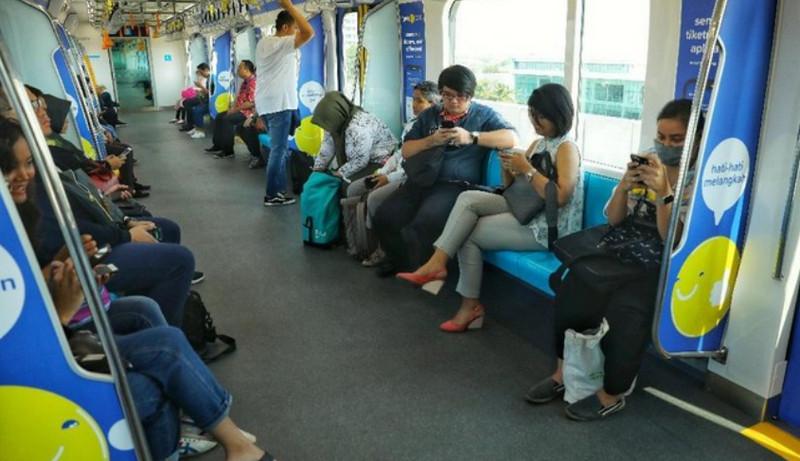 """Sinyal """"Menghilang"""" di Stasiun MRT, Ini Penjelasan XL"""