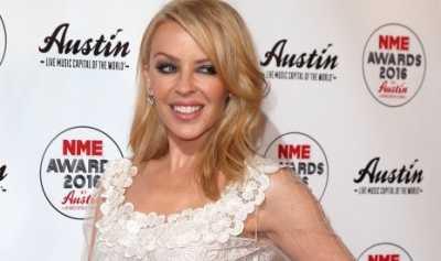 Inspirasi Kylie Minogue di Album Barunya