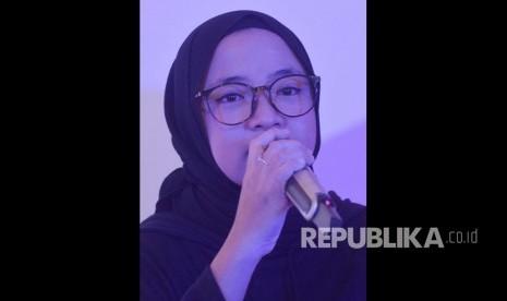 Nissa Sabyan Dianugerahi Sebagai Penyanyi Muda Inspiratif