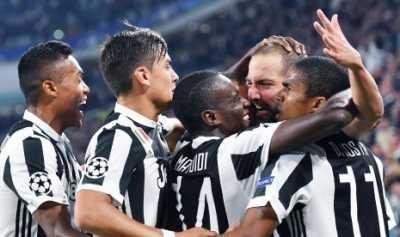 Hasil dan Klasemen Serie A, Juventus Tempel Napoli dan Inter