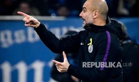 Gagal di Liga Champions, City Fokus ke Liga Primer Inggris