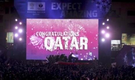 Qatar Terancam Batal Jadi Tuan Rumah Piala Dunia 2022