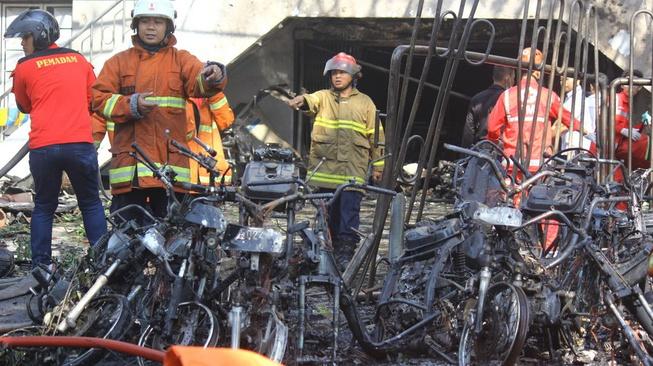 The Mother of Satan: Bom yang Digemari ISIS & Mengguncang Surabaya