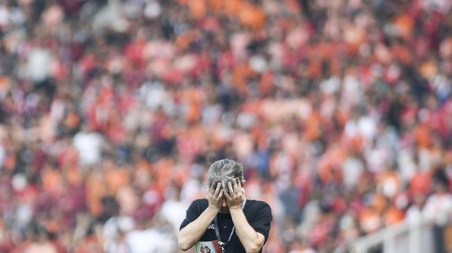 Saat Bali United Sukses Bikin Persija Tiga Kali Lepas Pelatih