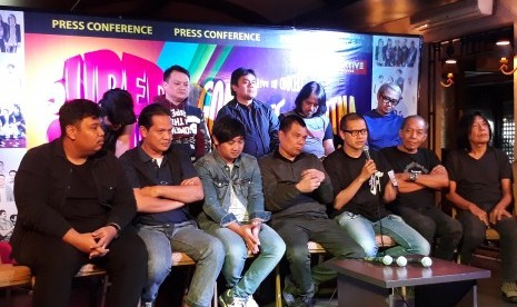 Lima Grup Musik Legendaris Indonesia Tampil Satu Panggung