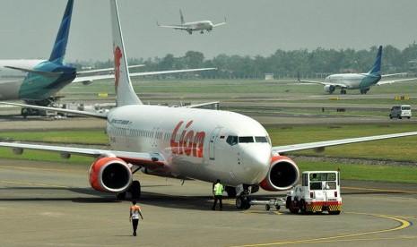 Lion Air Buka Penerbangan Samarinda-Lombok