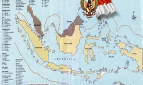 Ini Lima Perubahan pada Peta Indonesia
