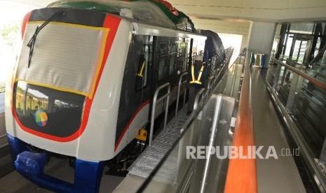 Skytrain Soekarno-Hatta Direncanakan Beroperasi Bulan Depan