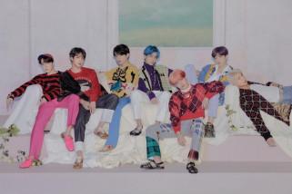 BTS Nomor Satu di Billboard Lewat Konser Love Yourself: Speak Yourself