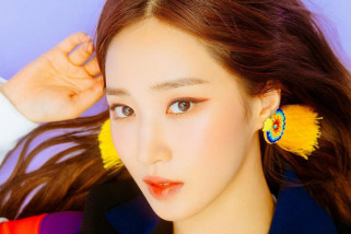Yuri Girls Generation Akan Luncurkan Mini Album Debut Solo