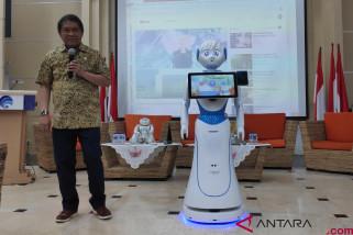 Puri Robotics distribusikan robot layanan di Indonesia