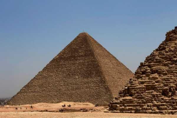 Rahasia Penyelarasan Piramida di Giza Ditemukan