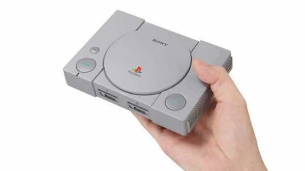 PlayStation Classic: Jualan Nostalgia Sony untuk Generasi 1990-an