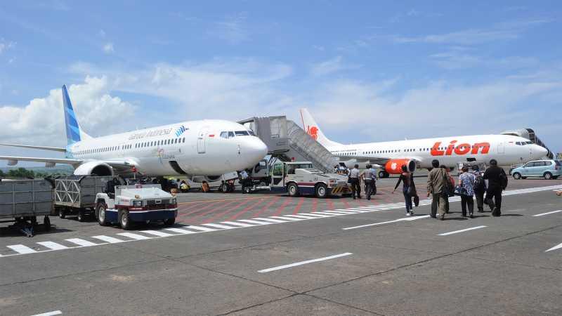 Mulai Hari Ini, Garuda dan Lion Air Terbang dari Bandara Kertajati