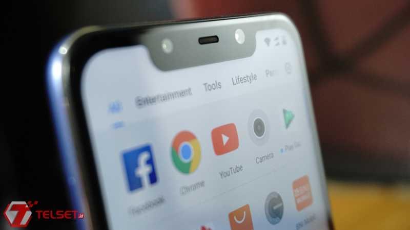 Cara Hilangkan Notch Pocophone F1 Versi Android Pie Uzone