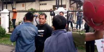 Imbas Pemotor Caci Maki Aktivis Trotoar, Ini Ancaman Polisi