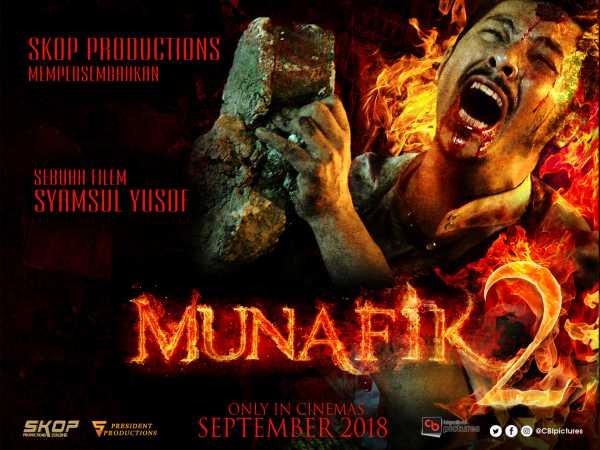 Munafik 2, Film Horor Malaysia Segera Tayang di Indonesia