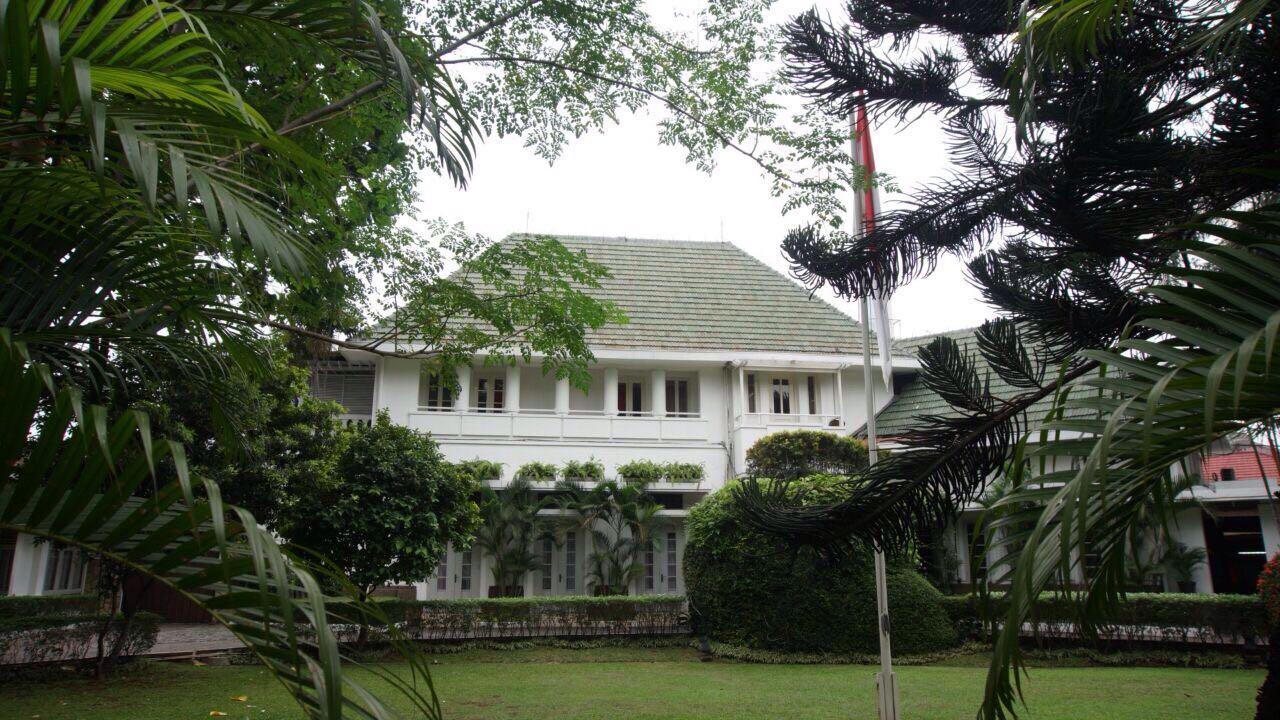 Cerita Hantu Jahil di Rumah Dinas Gubernur DKI