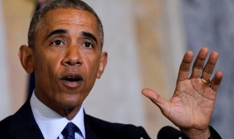 Uang Pensiun Obama Terancam Dihilangkan?