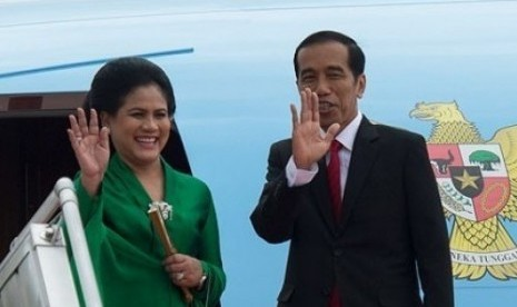 Hina Iriana Jokowi, Seorang Pria Ditangkap Bareskrim Polri