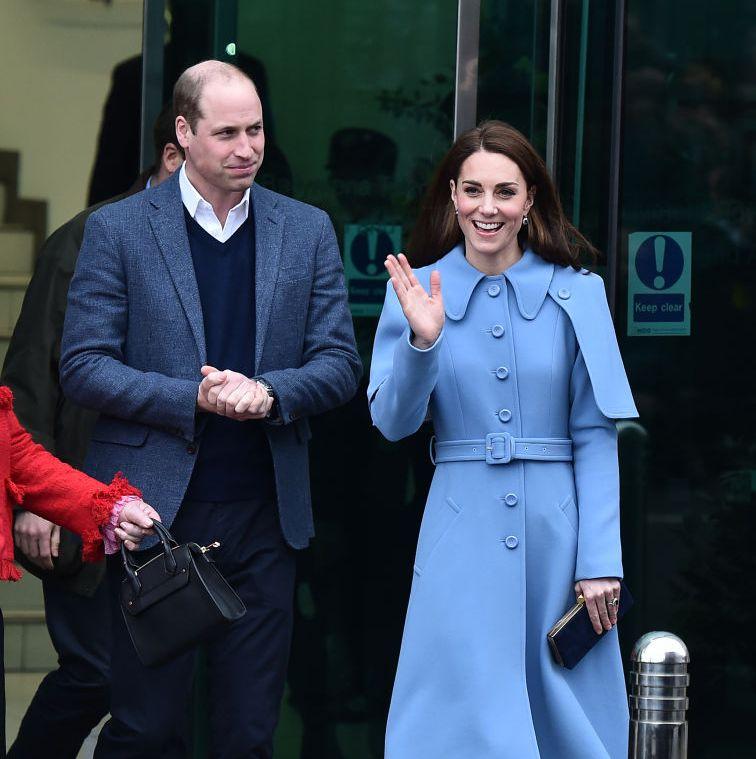 Kate Middleton Bercanda Tentang Keinginan Anak Keempat