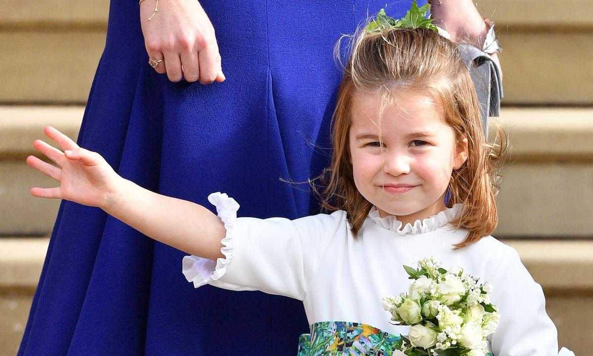 Putri Charlotte akan Bersekolah di Tempat yang Sama dengan Pangeran George