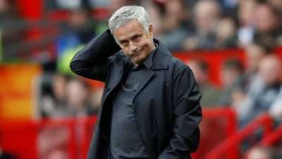 Mourinho Kritik Martial yang Malas Bertahan