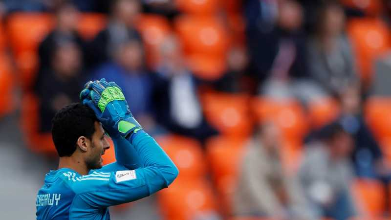 Kiper Mesir Tolak Gelar Man of the Match karena Faktor Agama