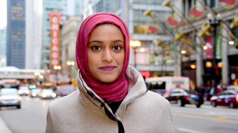 Tahera Rahman, Wanita Berhijab Pertama yang Menjadi Reporter TV di AS