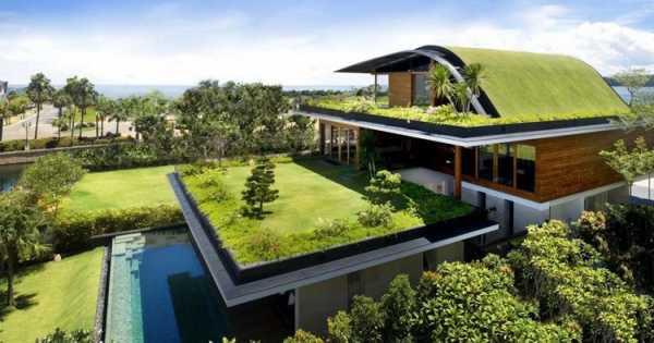 6 Konsep Rumah yang Diprediksi Diterapkan di Masa Depan