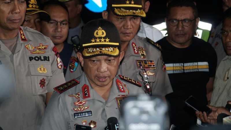 Bomber Surabaya Gunakan Bom TATP