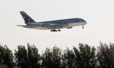 Jamaah Umrah Indonesia Mengungsi dari Qatar Airways