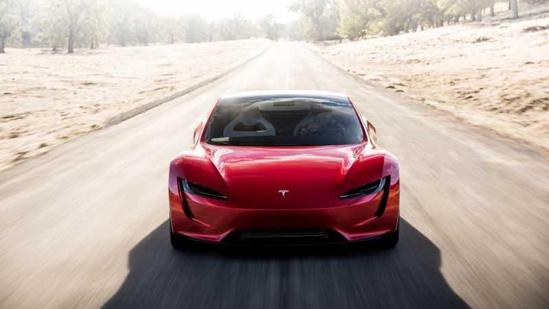 Tesla Roadster, Mobil Listrik Tercepat Dunia Lakoni Uji Jalan