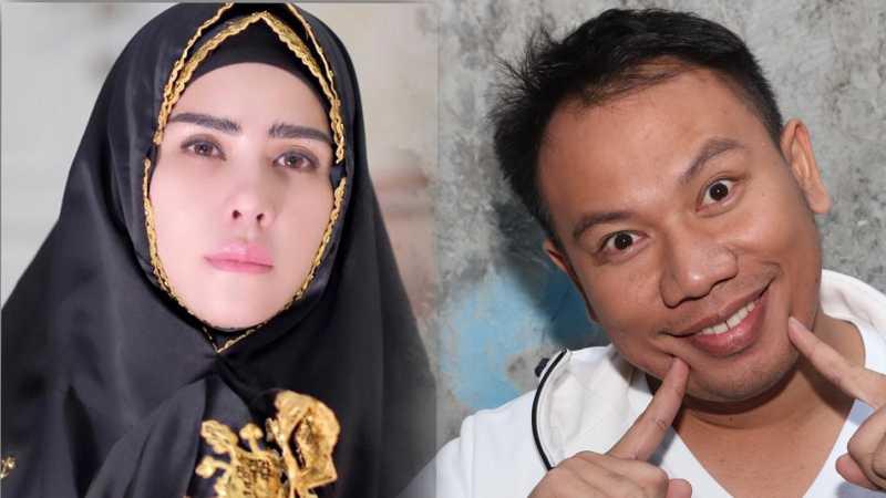 Angel Lelga Tuding Vicky Prasetyo Tipu Mantan Jenderal Hingga Rp 1 M