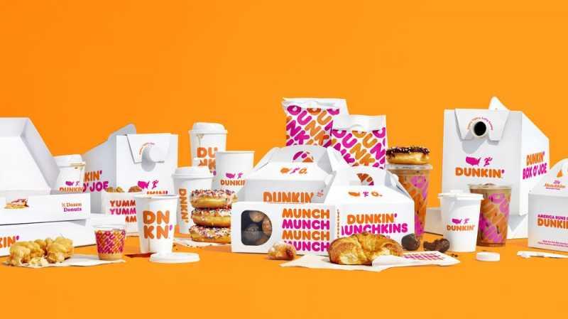 Dunkin Perkenalkan Kemasan dan Menu Baru di Awal Tahun 2019