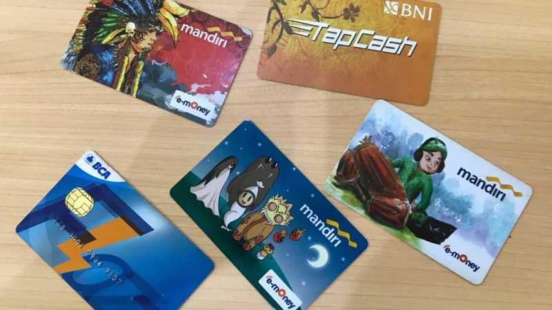 BI Mau Bagikan 1,5 Juta Kartu Uang Elektronik Gratis Buat Pengguna Tol