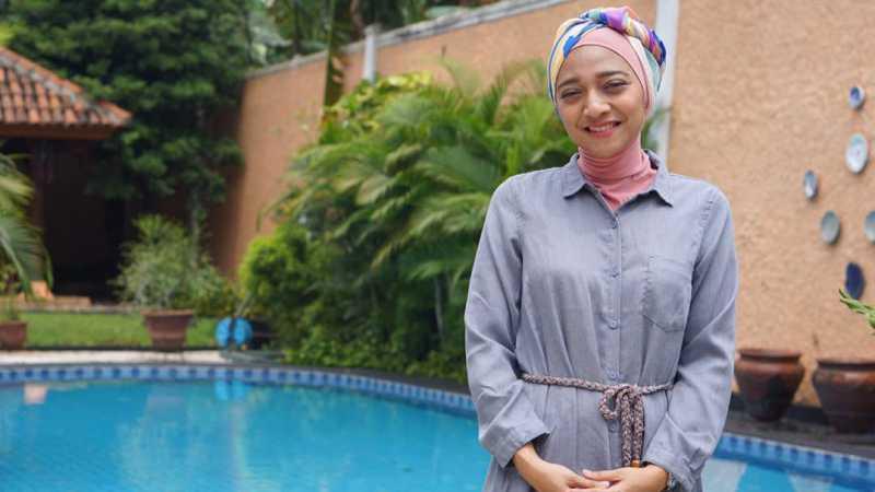 Curhat Chiki Fawzi Dikeluarkan dari Band karena Berhijab