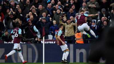 Gol Tunggal Arnautovic Bawa West Ham Kalahkan Chelsea