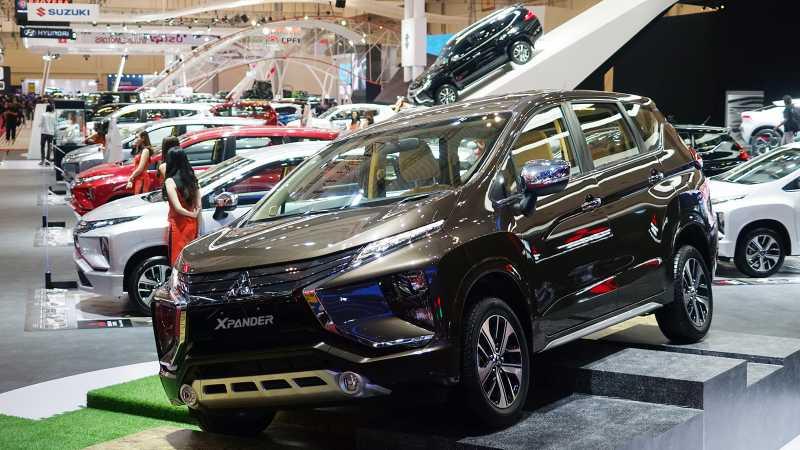 Mitsubishi Xpander Varian Murah Mulai Dilirik Konsumen