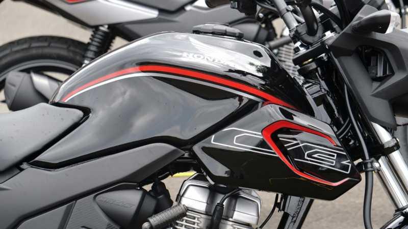 Soal Embel-embel CB di Honda Verza Terbaru
