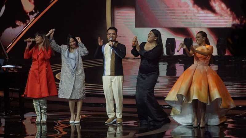 3 dari 5 Alumni Indonesian Idol Jagokan Maria Jadi Pemenang