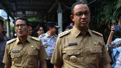 Cerita Anies-Sandi Rasakan Macet Jakarta, Sudirman-Mampang 3 Jam