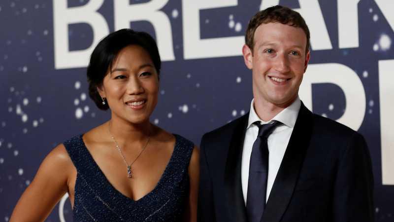 Mark Zuckerberg dan Istri Sambut Kehadiran Putri Kedua, August