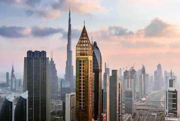 Hotel Tertinggi di Dunia Hadir di Dubai